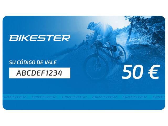bikester.es Tarjeta regalo 50 €